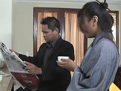Kina Kai plays a role of a loyal house wife