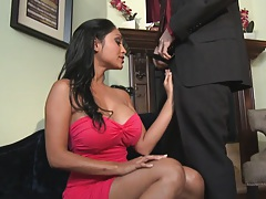Priya now has to pleasure her shrink for giving her help