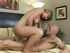 Mifl rides a cock that has finally satisfied her