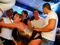 Party group fucking from Tatiana Milovani an dRoxyn