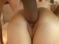 Big dick dick doggy style fuck with Kita Zen