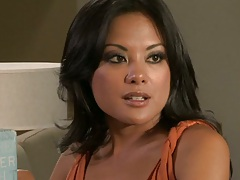 Alektra Blue goes into the bedroom for some action