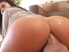 Ass to mouth and some more anal cowgirl from London Keyes