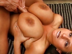 Big tits euro slut Cassandra titty fuck penis and sucking