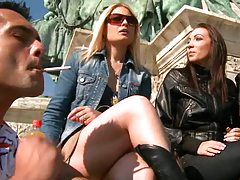 Euro sex parties meeting euro babes on the square