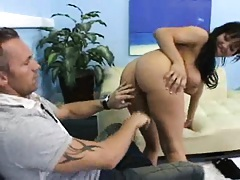 Claire doggy fucked on xxx proposal