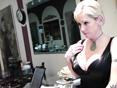Milf hunter is back for cali and her tits