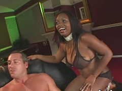 Bras and panties ebony girl with blonde slut Jada Fire