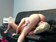 69 with lesbian sluts Spencer Scott and Taylor Vixxxen with nice big tits